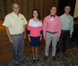 NTHBA Scholarship Winners 2015