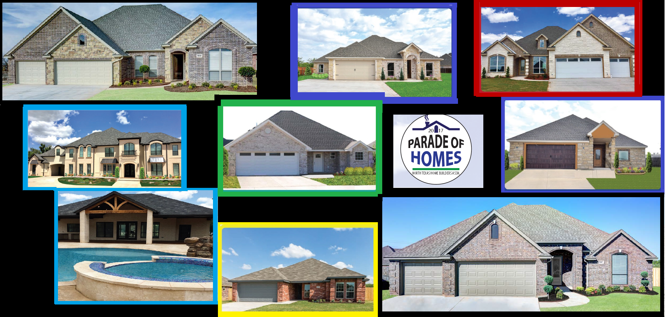 nice wichita falls home builders #8: Even though a few homes needed minor polishing, on June 1st, parade home  judges, Wichita Falls Association of Realtors President Sandie Hadsell, ...